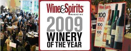 wine & spirits award