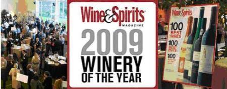 wine & spirits award